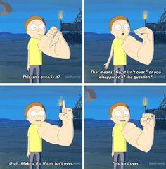Rick and Morty • Season 3