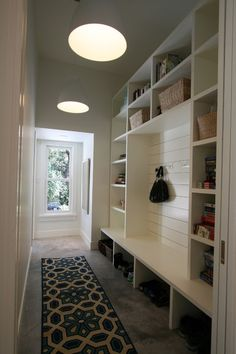 contemporary entry by Distinctive Wood Crafts