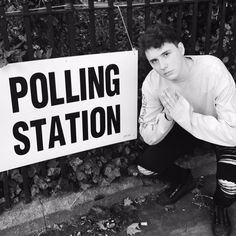 democracy 2k17 #iVoted <<< everything about this photo is beautiful