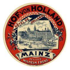 Germania - Mainz - Hotel Holland