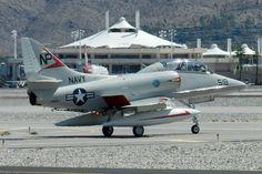 Photo of A-4 Skyhawk (N518TA) ✈ FlightAware