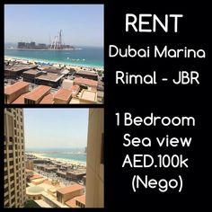 JBR Dubai Marina - 1 bedroom with 1 and a half bathroomunequipped kitchen balcony1 car parking space Gym swimming pool sauna poolbar  Restaurants supermarkets  #beach  nightclubs bars DM /Comment for more details.  #Dubaimarina #jbr #rimal #realestatedubai #dubairealestate #realestate #dubai #apartment #ksa#qatar#kuwait #Property #Rent #Sale #عقارات #دبي #بيع #شراء #فيلا #عقارات_الامارات #شقه_للبيع #للبيع #استثمار #منزل #عقار originally shared on Instagram via ArabianEscapes.com by…