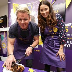 Tana and I dropped in to @GreatOrmondSt yesterday to help raise some vital funds for the hospital with our very own #BakeitBetter bake sale ! Big thanks to everyone who came along ! Click the link in my bio to register now, hold your own bake sale and help support the hospital's life-saving work ! Gx #bakesale #greatormondst Chef Gordon Ramsey, Gordon Ramsay, Kitchen Nightmares, Hells Kitchen, Michelin Star, Group Meals, Bake Sale, Reality Tv, Wedding Hairstyles