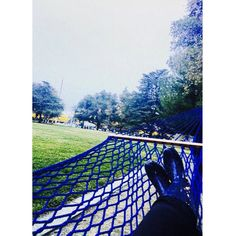 Calm before the Storm  #Finals #UCDavis #HammockLife #CloudyWithAChanceOfTears by @mariaperalta415