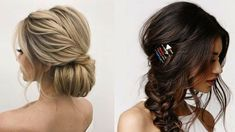 Quick Hairstyles Brilliant Quick Hairstyles For Long Hair Tutorial  Hairstyle Videos #12