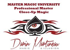 Professional Master Close-Up Magic by Darin Martineau Magic Tricks Videos, Learn Magic Tricks, Magic Video, Magic Book, Magic Art, Learn Card Tricks, Coin Tricks, Magic Secrets, Magic Illusions