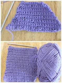 Crochet Knurl Stitch : Crochet for left handers on Pinterest How To Crochet, Hand Crochet ...