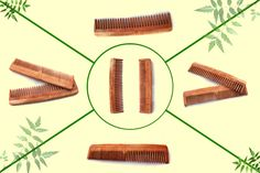 #Plastic_combs create electrostatic charges but 100% Neem Wooden Comb won't do it. When we use plastic combs, we lose natural colors of the hairs and get hair loss fastly. Start using #organic_wooden_combs and always care your hairs naturally.  Stock Available: 280 Pieces Made with: Neem - Azadirachta Indica Category: Organic Quality: Not Even Polished - 100% Pure Wooden Anti-Bacterial: Yes Anti-Dandruff: Yes  https://realhappiness.org/stores/daily-need-stores-in-rishikesh-india.php