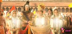 Ganesh is blissfully married to Siddhi and Buddhi! <3