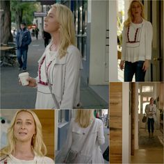 Looking for tips on how to recreate the Nina Proudman look from Offspring, Season7? You've landed in the right place. We've go all the intel you need.