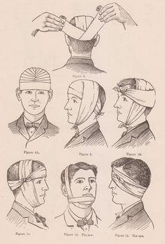 Vintage Goodness - A Blog For All The Vintage Geeks: Free Vintage Clip Art - Health & Medical Antique Illustrations