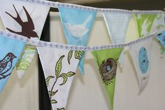 Good Will Bunting: Jenimp wins fabric bunting kit design contest ...