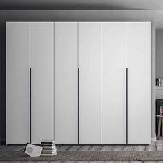 Beautiful ultramodern wardrobe by My Italian Living. Bedroom Cupboard Designs, Wardrobe Design Bedroom, Bedroom Cupboards, Closet Walk-in, Walk In Closet, American Home Furniture, Living Room Decor Gifts, Bedroom Built Ins, Closet Renovation