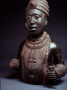 Kingdom of Ife, African sculpture