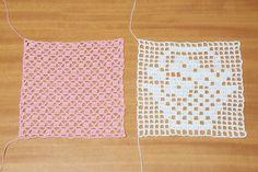 Crochet Squares, Crochet Motif, Crochet Designs, Crochet Doilies, Free Crochet, Knit Crochet, Baby Booties Knitting Pattern, Knitting Patterns, Crochet Patterns