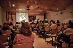 #Gastrofestival 2016 Conferencia: Los Rituales del vino en la cultura Iberica, por Juan Blázquez Pérez en el Museo de San Isidro (foto: Pedro Luis Ruiz).