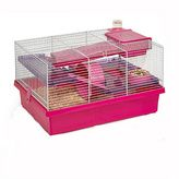 Small Animal Pico Hamster or Mouse  Cage Pink. THIS IS MY MOUSE CAGE,