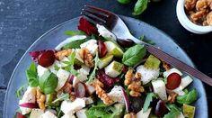 Oppskrifter – Enriched Food Gazpacho, Bruschetta, Guacamole, Hummus, Cobb Salad, Pesto, Mango, Food, Manga