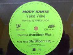 Mory Kante - Yeke Yeke hardfloor remix