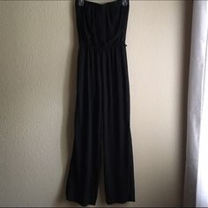 Black See Through Romper Never worn, Black see through romper! Shorts do come underneath. Other