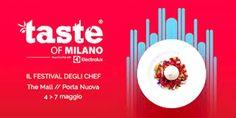 #TasteofMilano è il #Festival degli #Chef,  #evento in cui si crea quella magica atmosfera tra chef e #pubblico che resta di anno in anno in attesa di vedere i propri beniamini all'opera in #cucina. #food  #gastronomia #milano
