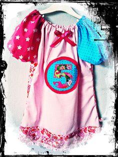 kunterbuntes Kleid / colorful dress
