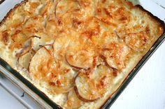 I Thee Cook: Potato Gratin Gruyere