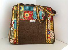 Bolsa de viagem - patchwork Bag