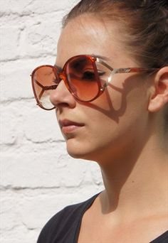 2ed45313b9a 1970 s+vintage+Christian+Dior+sunglasses