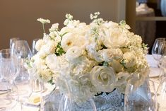 Fleurs De France designs wedding floral arrangements and floral designs for Napa and Sonoma weddings and events. Luxury wedding flowers are our specialty. White Weddings, White Wedding Flowers, Floral Wedding, White Centerpiece, Low Centerpieces, Napa Valley, Luxury Wedding, Destination Wedding, California Wedding