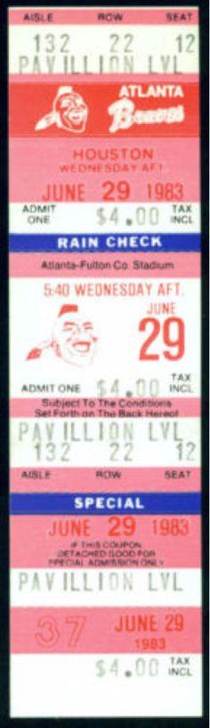 Framed REAL Rare Aerosmith Steven Tyler 1978 unused concert ticket display