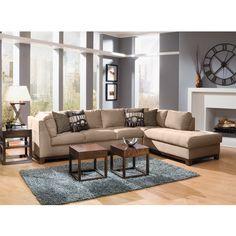 Living Room Furniture - Soho II 2 Pc. Sectional