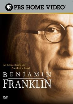 Benjamin Franklin Traces Franklin's life from humble beginnings to fame as a scientist, founding father, and America's first diplomat to France. Patriotic Movies, Franklin Richards, The Escapists, Benjamin Franklin, Founding Fathers, Revolutionaries, Documentaries, Movie Tv, Life