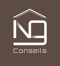 Création de logo pour NG Conseils #graphisme  #design www.ngconseils.pro