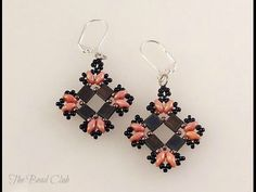 Tile Earrings