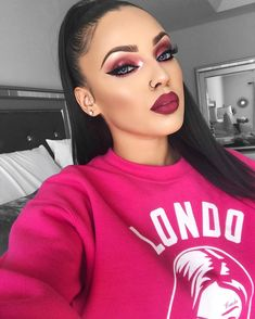 Asked my snapfam if they wanted to see a full tutorial on th… – Face Makeup Ideas Gorgeous Makeup, Pretty Makeup, Love Makeup, Makeup Inspo, Makeup Inspiration, Makeup On Fleek, Glam Makeup, Beauty Makeup, Hair Makeup