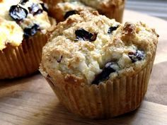 Concord Grape Muffins- these are awesome! They taste like there is a bit of grape jelly in every bite.