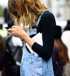 In love with denim dungarees this season! have you seen this one: http://asos.do/yhDdrs