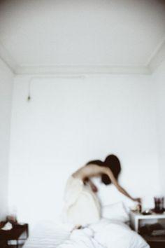 (© barbara vidal (b.1979-) // maria (into the white, via erica tanov)