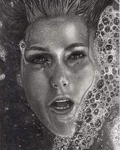 Realistic drawing by Edmar Silva Desenhos