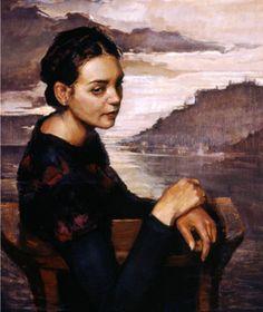 Angel Ramiro Sanchez  Portrait of Woman