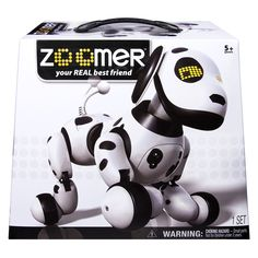 Zoomer is the Perfect Family Pet! Zoomer is an interactive puppy with multiple sensors that enable him to behave just like a real dog. Hobbies For Adults, Fun Hobbies, Robot Monster, Space Toys, Hobby Toys, Real Dog, Hobby Photography, Popular Toys, Dogs