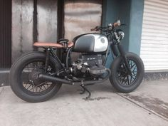 "collectori: "" CAFE RACER's PASSION R65 Bmw 81 """