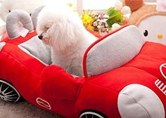 Yosoo Luxury Sports Car Cat Bed