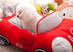 Yosoo Luxury Sports Car Cat Bed