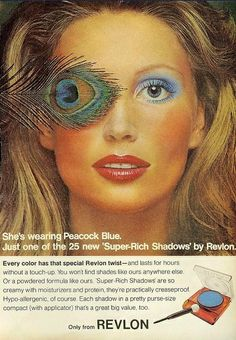 vintage makeup ad | Found on flickr.com
