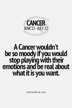We wouldn't be so moody if you would stop playing with our emotions & be real about what it is you want ^^;