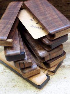 Wood Wallets