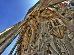 Sagrada Familia Katedrali, Barselona