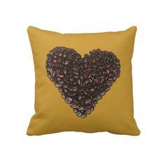 coffee time pillows